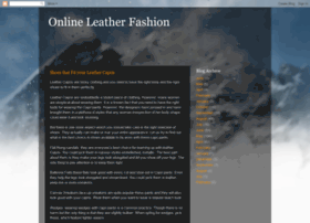 leatherjacketshop.blogspot.com