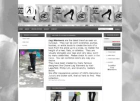 leatherlegwarmers.com