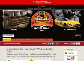 leathertouchupdye.com