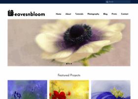 leavesnbloom.blogspot.com