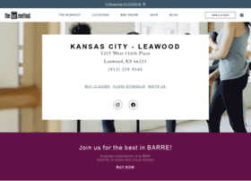 leawood.barmethod.com