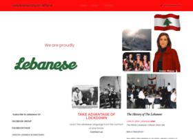 lebanese.co.za