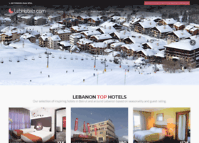 lebanon-hotels.com