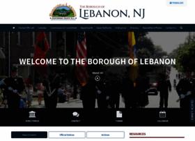 lebanonboro.com