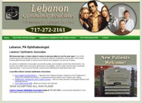 lebanonophthalmicassoc.com