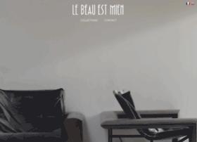 lebeauestmien.com