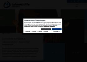 lebenshilfe-schweinfurt.de