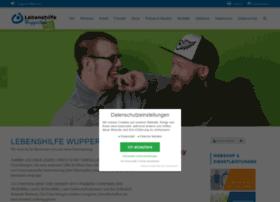 lebenshilfe-wuppertal.de