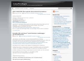 lebenswerteregion.wordpress.com