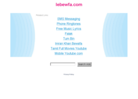lebewfa.com