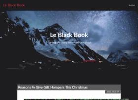 leblackbook.com.au