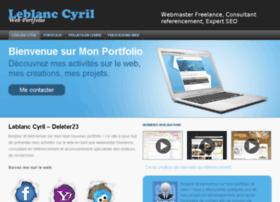 leblanc-cyril.com