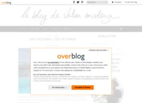 leblogdevaloumodeuze.com