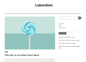 lebonbon.co.uk