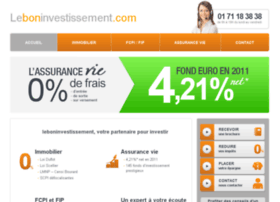 leboninvestissement.com