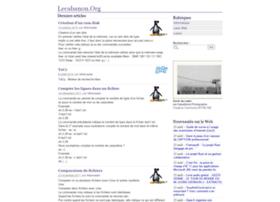 lecabanon.org