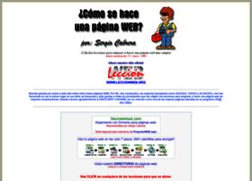 leccionweb.org