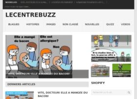 lecentrebuzz.com