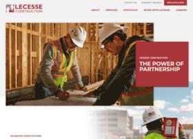 lecesseconstruction.com