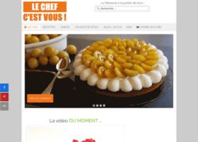 lechef-cestvous.com