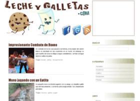 lecheygalletas.com