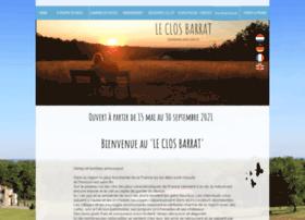 leclosbarrat.fr