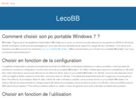 lecobb.com