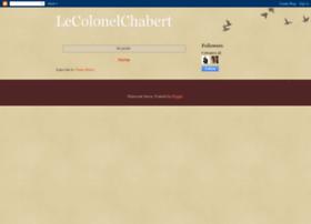 lecolonelchabert.blogspot.com