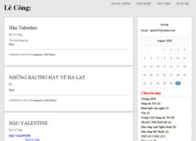 lecong.vnweblogs.com