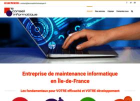 leconseilinformatique.fr