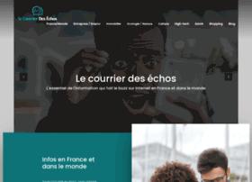 lecourrierdesechos.fr