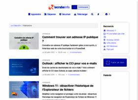 lecrabeinfo.net