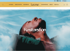 lecrae.merchline.com