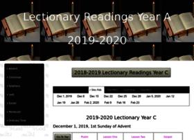 lectionary.com