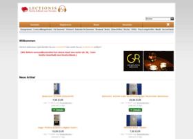 lectionis-buchhandel.de