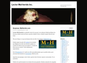 lectormalherido.wordpress.com