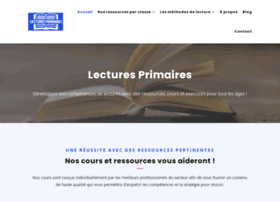 lectures-primaires.fr