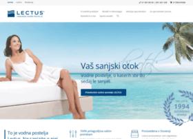 lectus.si