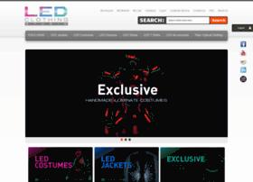 led-clothing.com