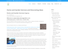 ledecostonegardens.com