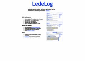 ledelog.com