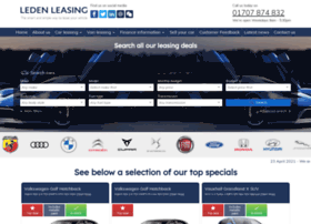 ledencarleasing.co.uk