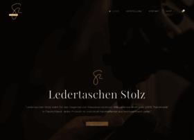 ledertaschen-stolz.com