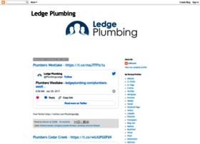 ledgeplumbingblog.blogspot.com
