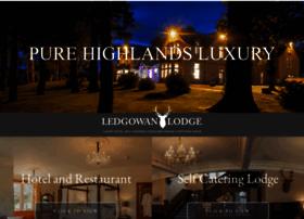 ledgowanlodge.co.uk