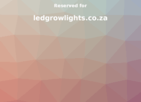 ledgrowlights.co.za