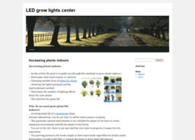 ledgrowlightscenter.wordpress.com