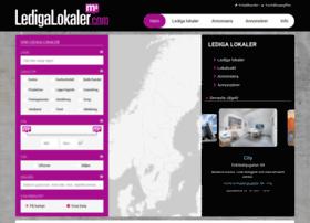 ledigalokaler.com