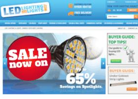 ledlightingandlights.com