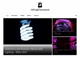 ledlightsinternational.com
